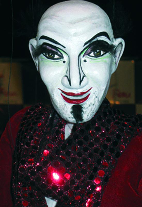 Marionetten werkstatt