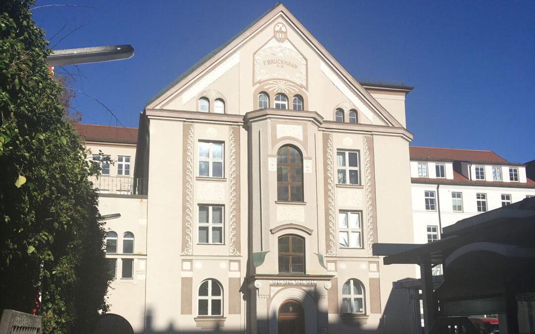 Über Umbrüche und Aufbruchsstimmung im Bruckmann-Quartier