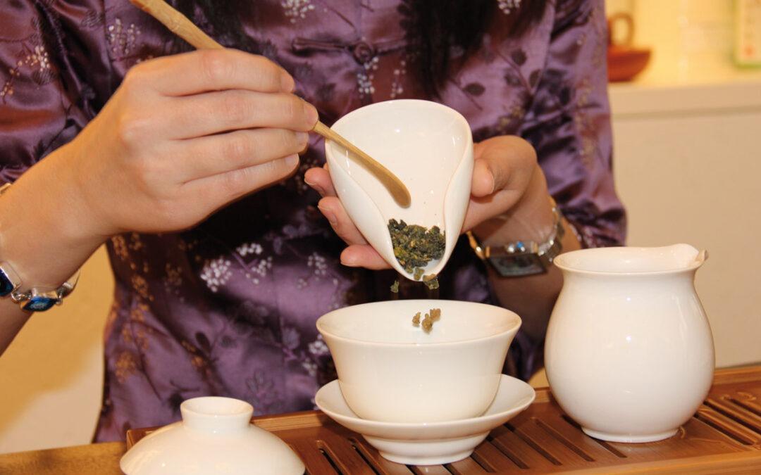 lai fufu – mehr als Tee