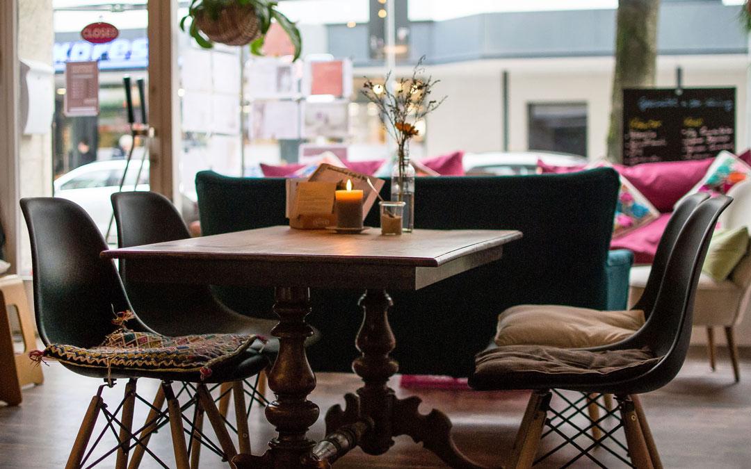 Love Balls und weitere Köstlichkeiten: Chillen in der Heideckstraße